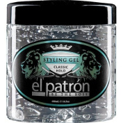 El Patron Be the Boss Styling Gel Classic Hold 490ml