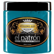 El Patron Be the Boss Styling Gel Maximum GEL 490ml