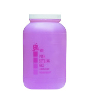 SUPER STAR Pink Styling Gel Firm Hold HP-55107