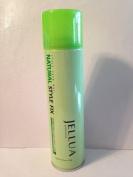 Jellua Natural Style Fix Hard Hold Hairspray With Argan & Vitamin E - 220ml by Jellua