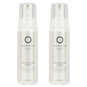 Onesta Volumizing Foam 6.75oz/200ml, 2 count