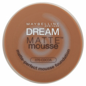 Maybelline Dream Matte Mousse, Cocoa 18 ml Number 70