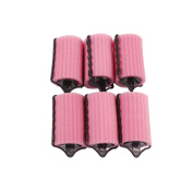 Cocokk 6pcs Magic Hair Care Roller Style Sponge Curlers for Lady Beauty Use Tools
