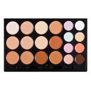 LeexGroup® Professional Professional 20 Colour Contour Face Powder Makeup Concealer Palette
