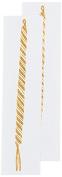 Tattly Temporary Tattoos, Friendship Bracelet/Gold, 5ml