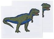 Tattly Temporary Tattoos, T Rex, 5ml