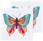 Tattly Temporary Tattoos, Butterfly 2, 5ml