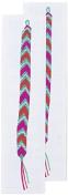 Tattly Temporary Tattoos, Friendship Bracelet/Pink, 5ml
