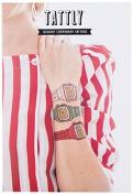 Tattly Temporary Tattoos Watch Set
