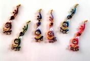 Stick On Ornament Bridal Bindi Forehead Stickers Body Art Tattoo Jewellery Bellydance - #01