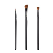 ON & OFF East Meets West Collection Firm Liner, Large Angle Shader and Shadow Fluff Brush Set