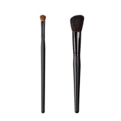 ON & OFF East Meets West Collection Shadow Fluff and Slanted Cheek Brush Set