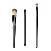 ON & OFF East Meets West Collection Colour Lay Down, Duo Fluff/Conceal and Large Concealer Brush Set