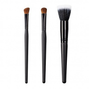 ON & OFF East Meets West Collection Large Angle Shader, Large Oval Shader and Stipple Brush Set