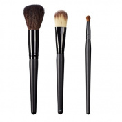 ON & OFF East Meets West Collection Domed Powder, Colour Lay Down and Round Precission Brush Set