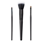 ON & OFF East Meets West Collection Small Detailer, Stipple and Medium Detailer Brush Set
