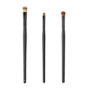 ON & OFF East Meets West Collection Large Concealer, Medium Detailer and Shadow Fluff Brush Set