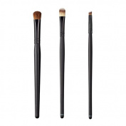 ON & OFF East Meets West Collection Large Oval Shader, Large Concealer and Precise Angle Line Brush Set