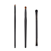 ON & OFF East Meets West Collection Precise Angle Line, Round Precission and Duo Fluff/Conceal Brush Set