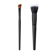 ON & OFF East Meets West Collection Large Angle Shader and Stipple Brush Set