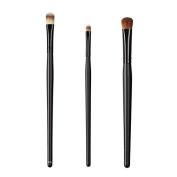 ON & OFF East Meets West Collection Large Concealer, Medium Detailer and Large Oval Shader Brush Set