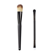ON & OFF East Meets West Collection Colour Lay Down and Duo Fluff/Conceal Brush Set