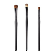 ON & OFF East Meets West Collection Large Oval Shader, Large Concealer and Round Precission Brush Set