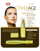 Jerome Alexander CoverAge Concealer anti-ageing under eye concealer and skin care treatment all-in-one! New for 2015
