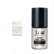 J. Cat Shimmery Powder 101 Floral White