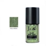 J. Cat Shimmery Powder 124 Field Green