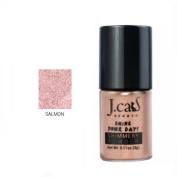 J. Cat Shimmery Powder 135 Salmon