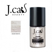 J. Cat Shimmery Powder 136 Snow White