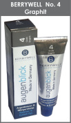 Berrywell Augenblick grey - GRAPHITE (No. 4) GREY Tint Hair Dye from Germany ~ BUY 6 colours - GET 1 FREE