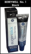 Berrywell Augenblick BLACK (No. 1) Tint Hair Dye from Germany ~ BUY 6 colours - GET 1 FREE