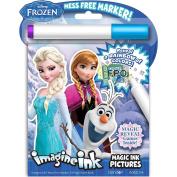 Bendon Publishing Disney's Frozen Magic Ink Pictures Activity Book