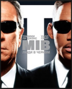 MEN IN BLACK (NZ O/T) [DVD_Movies] [Region 4]