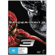 Spider-Man 3 [Region 4]