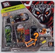Tech Deck Board Shop Set - Darkstar Skateboards 50+ Pieces