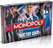 Doctor Who REGENERATION EDITION Monopoly