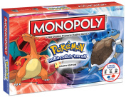 Pokemon KANTO EDITION Monopoly