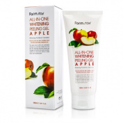 All-In-One Whitening Peeling Gel - Apple, 180ml/6.09oz