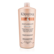 Discipline Bain Fluidealiste Smooth-In-Motion Sulfate Free Shampoo (For Unruly, Over-Processed Hair), 1000ml/34oz