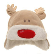 Soft and Furry Babies Reindeer Hat