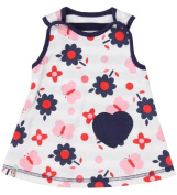 Lilly and Sid Butterfly Stripe Reversible Dress