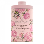 Veka Baby Products-Royal Bouquet Rose & Honeysuckle Talc by Baylis & Harding 200g