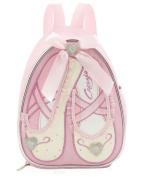 Capezio B122C Ballet Shoes Sparkle Backpack.