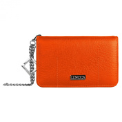 Lencca Kymira Designer Women Wristlet Purse with Mobile Phone Compartment