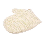 Donegal 9446 - Sisal Cotton Glove Bath Mitt