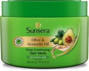 Deep Conditioning Hair Mask Olive & Avocado 500ml