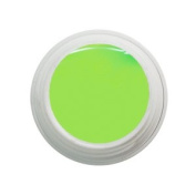 Colour UV gel in NEON GREEN 5 ml